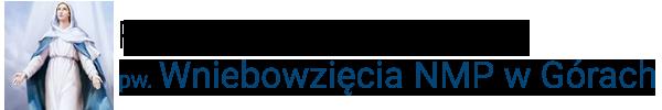 Parafia pw. Wniebowzięcia NMP w Górach Pińczowskich